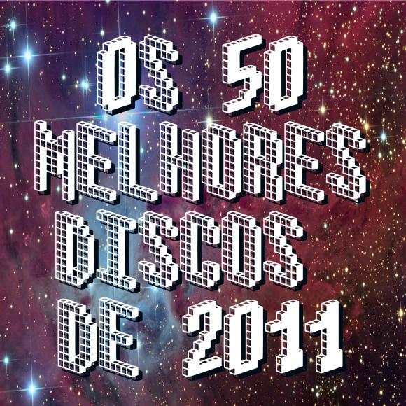 Os 50 Melhores Discos Internacionais de 2011